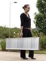 Rampe d'accès pliable facilement transportable