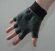 Vue interieure de la paume de la protection de main Podosolution