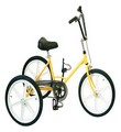 Tricycle Rupiani Tonicross Basic
