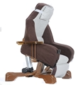 Fauteuil coquille INNOV SA Etoile aide au leve