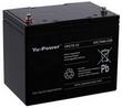 Batterie Gel 12 V 75 A
