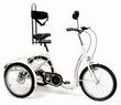 Tricycle Vermeiren Freedom Des 14 ans Blanc avec options