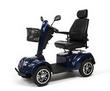 Scooter electrique 4 roues Carpo 2 VERMEIREN Bleu