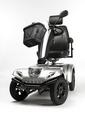 Scooter electrique 4 roues Vermeiren Carpo 2 SE