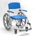 Chaise de Douche et WC Aston Grandes roues