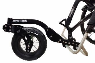 Kit Tout-Terrain Adventus + Roues TT