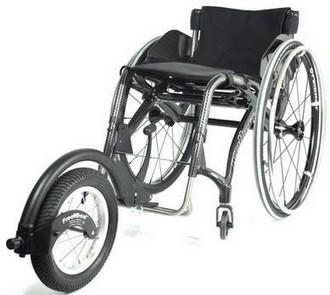Freewheel cinquieme roue