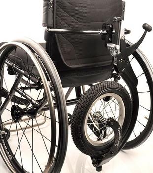 Freewheel 5e roue fixation arriere