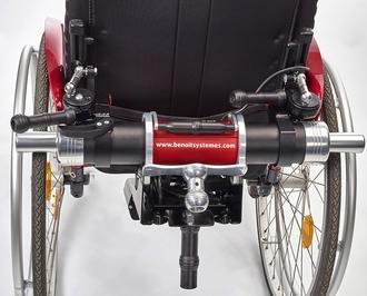 Motorisation Benoit Systemes Minotor 1