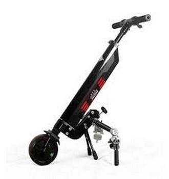 La Cinquième roue Light Up modèle fauteuil  actif fixe