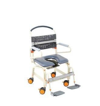 Fauteuil Mobile de douche/WC SHOWERBUDDY Modèle XL