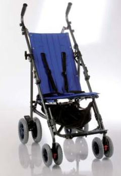Poussette-canne pliante à dossier inclinable Eco Buggy
