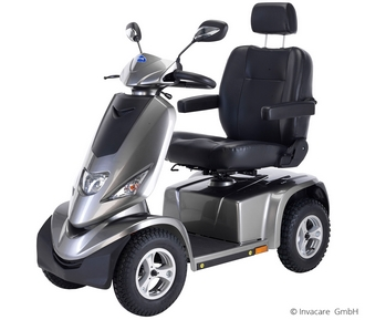 Scooter electrique 4 roues Invacare Cetus