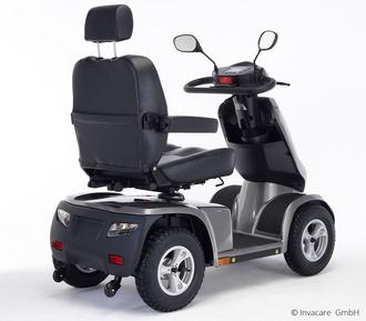 Scooter electrique 4 roues Invacare Cetus de derrière