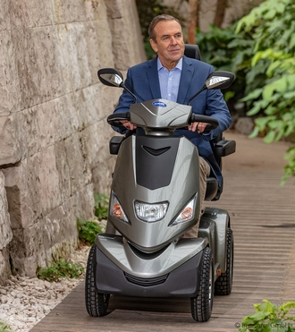 Scooter 4 roues Invacare Cetus