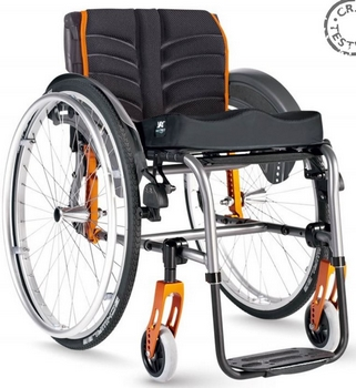 QUICKIE LIFE R Fauteuil Roulant actif Sunrise 1