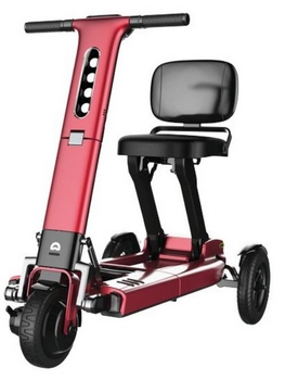 2 Scooter pliant Relync R1