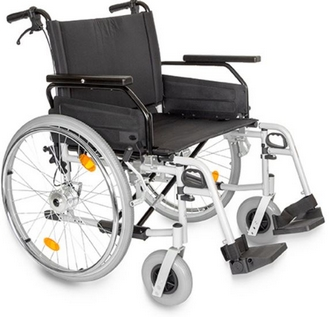 Fauteuil roulant extra large ROTEC XL 1