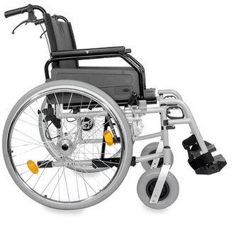 Fauteuil roulant extra large ROTEC XL 2