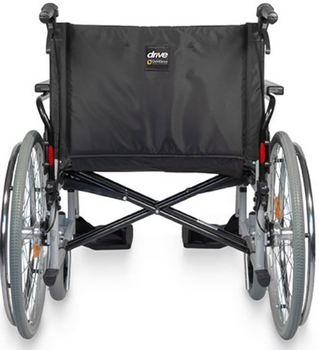 Fauteuil roulant extra large ROTEC XL 3