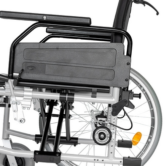 Fauteuil roulant extra large ROTEC XL 5