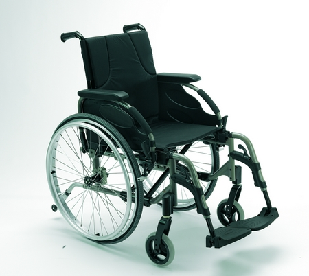 Invacare Action 4NG dossier inclinable
