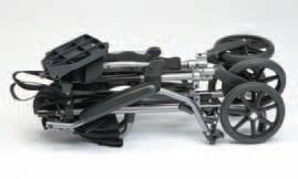 Fauteuil de transport TC005 plié