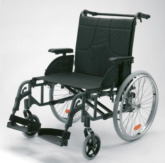 Invacare Action 4 NG XLT Dossier inclinable