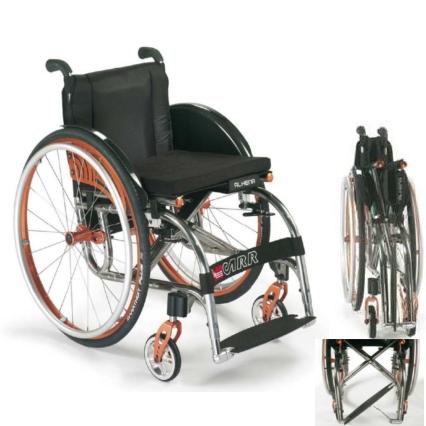 fauteuil roulant actif pliant ultra leger icare alhena. Black Bedroom Furniture Sets. Home Design Ideas