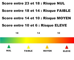 Score de Braden Monfauteuilroulant.com
