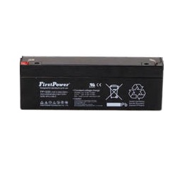 Batterie 12V 2.7A FIRST POWER