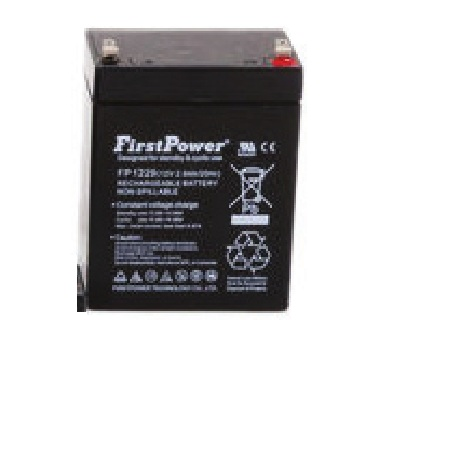 Batterie 12v 4.5A First Power