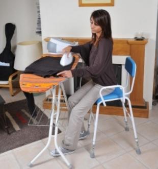 Chaise haute de confort