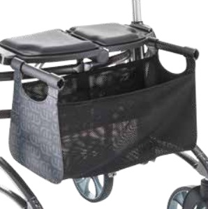Assise rembourrée Jazz 610 Dolomite Rollator