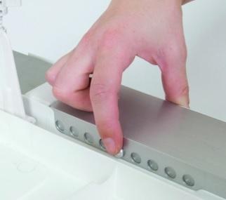 Planche de bain XXL robuste et ajustable avec ses longerons