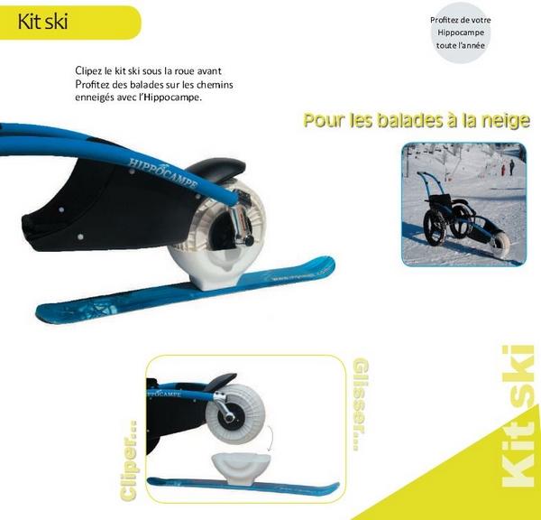 Kit Ski Hippocampe