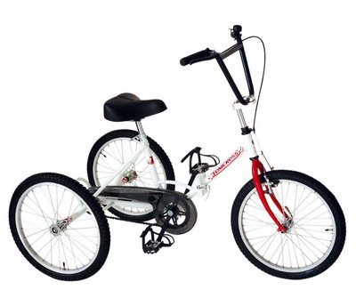 Tricycle Tonicross plus Rupiani