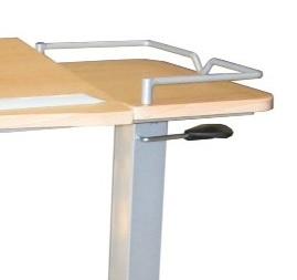 achat table a manger a hauteur variable assistee sotec 4807. Black Bedroom Furniture Sets. Home Design Ideas