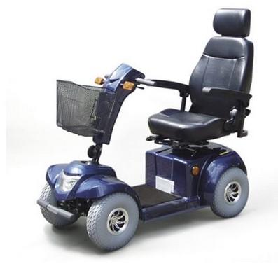 Scooter Vermeiren CERES 4 bleu