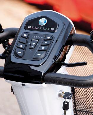 Scooter electrique CARPO 4 Vermeiren