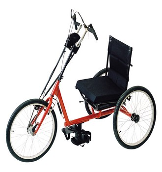 Tricycle Rupiani Manucross II