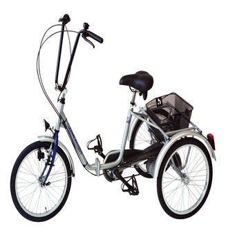 Tricycle Rupiani Liberty