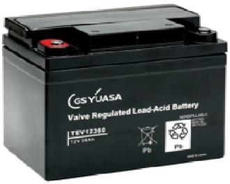 Batterie Gel 12 V 36 A