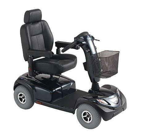Scooter Invacare Comet HD