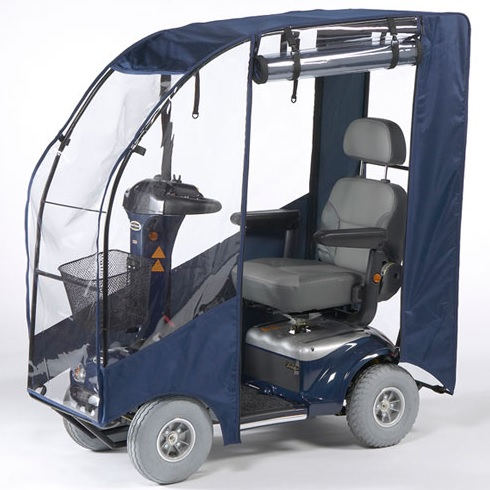 Protection de pluie Scooter Ceres Carpo