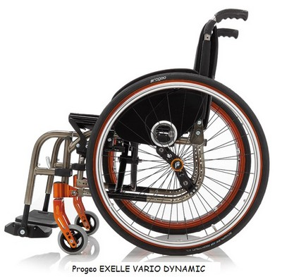 Progeo Exelle Vario avec chassis Dynamic