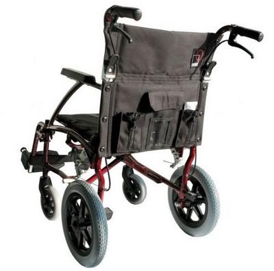 Dossier du fauteuil de transfert Stan