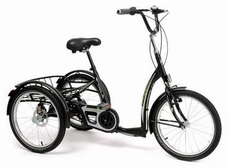 Tricycle Vermeiren Freedom Des 14 ans Noir