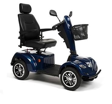 Scooter electrique 4 roues Electro Carpo 2 Eco