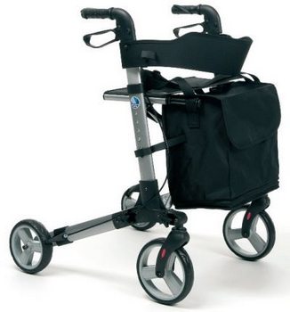 Rollator Vermeiren Quadri Light 4 roues avec options